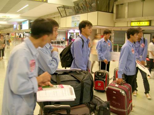 Nguy cơ mất thị trường lao động Đài Loan là rất lớn