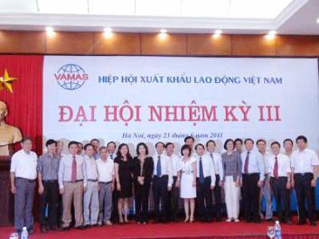 Hiệp hội xuất khẩu lao động Việt Nam
