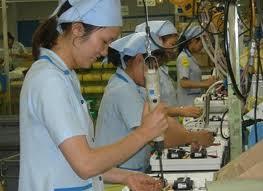 Tuyển lao động cơ khí, dệt may làm việc có thời hạn tại Đài Loan